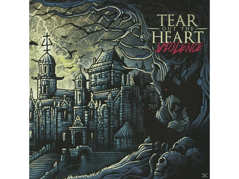 Tear Out The Heart - Violence [CD]
