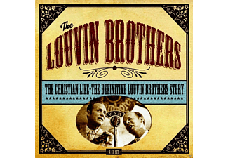 The Louvin Brothers - The Christian Life - (CD)