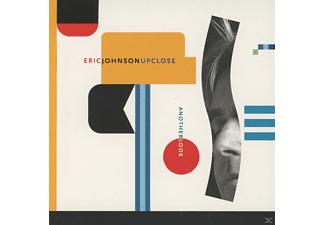 Eric Johnson - Up Close-Another Look - (CD)