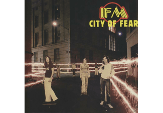 FM - City Of Fear (Remastered Edition) - (CD)