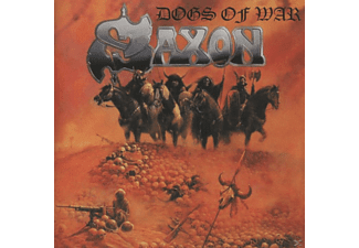 Saxon - Dogs Of War (Rem.+Bonus) - (CD)