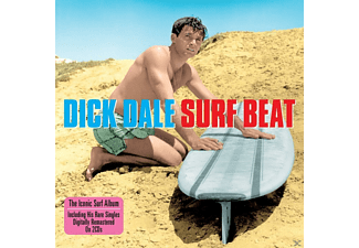 Dick Dale - Surf Beat - (CD)