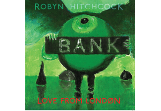 Robyn Hitchcock - Love From London [CD]