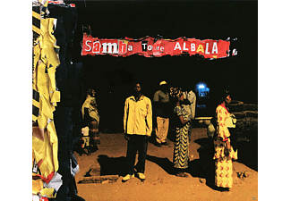 Samba Toure - Albala (Danger) - (CD)