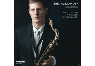 Eric Alexander - Touching - (CD)