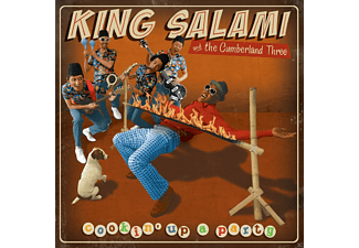 King Salami & The Cumberland 3 - Cookin' Up A Party - (CD)