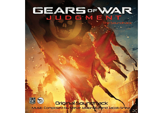 OST/VARIOUS - Gears Of War: Judgment - (CD)