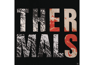The Thermals - Desperate Ground - (CD)