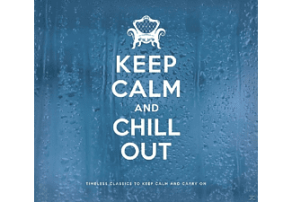 VARIOUS - Keep Calm And Chill Out - (CD)