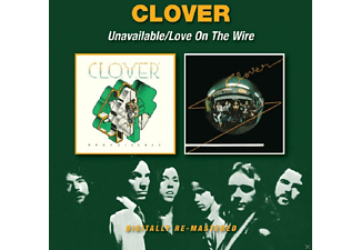 Clover - Inavailable / Love On The Wire - (CD)