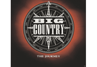 Big Country - The Journey - (CD)