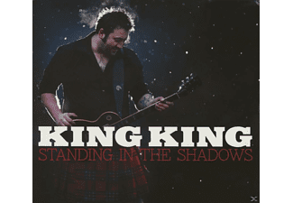 King King - Standing In The Shadows - (CD)