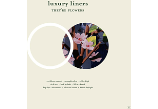 Luxury Liners - They're Flowers - (CD)