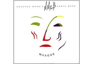 Manfred Mann's Earth Band - Masque - (CD)
