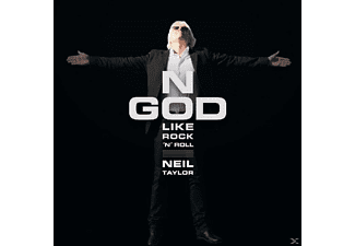 Neil Taylor - No God Like Rock'n Roll - (CD)