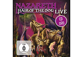 Nazareth - Hair Of The Dog Live - (CD + DVD)
