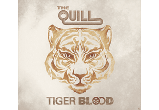 Quill - Tiger Blood - (CD)