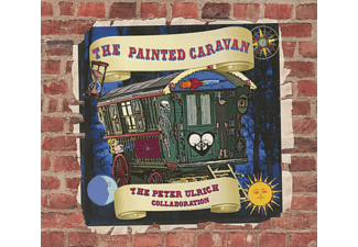 The Peter Ulrich Collaboration - The Painted Caravan - (CD)