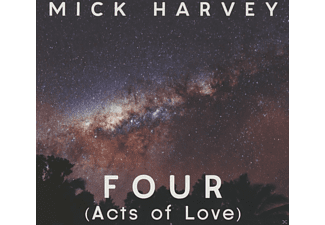 Mick Harvey - Four (Acts Of Love) - (CD)