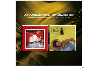 Thp Orchestra - Disco Recharge: Thp Orchestra - Early Riser / Two Hot For Love Special Edition - (CD)