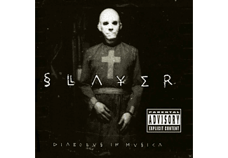 Slayer - Diabolus In Musica [CD]