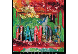 Hands - Synesthesia - (CD)