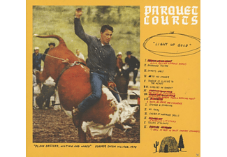 Parquet Courts - Light Up Gold - (CD)