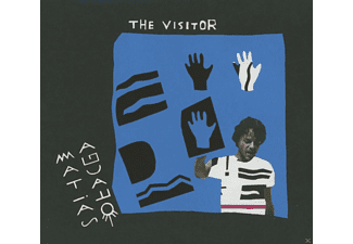 Matias Aguayo - The Visitor - (CD)