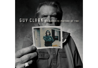 Guy Clark - My Favourite Picture Of You - (CD)