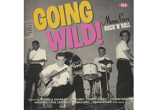 VARIOUS - Going Wild! Music City Rock'n'roll - (CD)