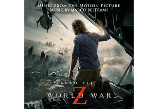 Marco Beltrami - World War Z - (CD)