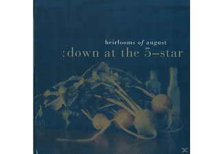 Heirlooms Of August - Down At The 5-Star - (CD)