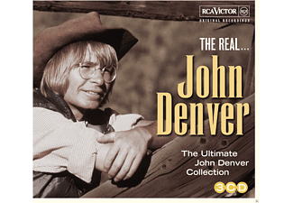 John Denver - The Real...John Denver - (CD)
