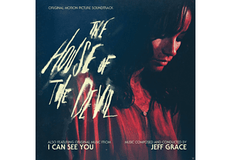 OST/VARIOUS - The House Of The Devil/I Can See You - (CD)