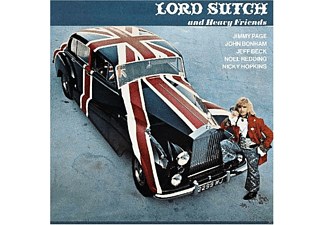Lord Sutch And Heavy Friends - Lord Sutch And Heavy Friends - (CD)