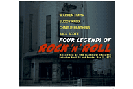 VARIOUS - Four Legends Of Rock 'n' Roll [CD]