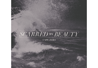 Scarred By Beauty - Cape Zero - (CD)