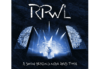 RPWL - A Show Beyond Man And Time - (CD)