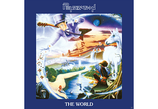 Pendragon - The World - (CD)