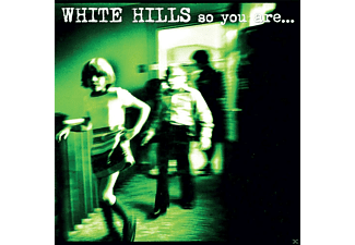 White Hills - So You Are...So You'll Be [CD]