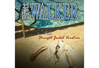 Brett Walker - Straight Jacket Vacation - (CD)