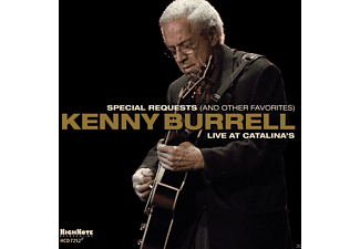 Kenny Burrell - Special Requests (And Other Favorites) - (CD)