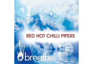Red Hot Chilli Pipers - Breathe - (CD)