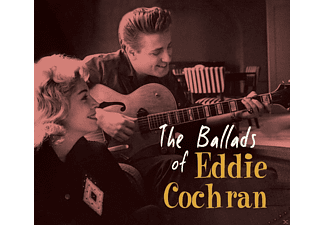 Eddie Cochran - The Ballads Of Eddie Cochran - (CD)