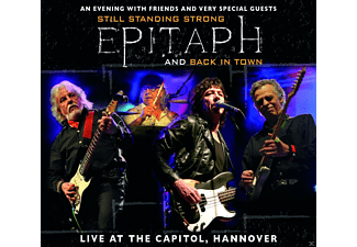 Epitaph - Still Standing Strong And Back In Town - (CD)
