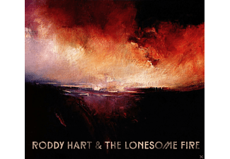 Roddy Hart & The Lonesome Fire - Roddy Hart & The Lonesome Fire - (CD)