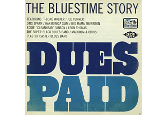 VARIOUS - Dues Paid - The Bluestime Story - (CD)