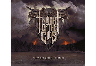 Twilight Of The Gods - Fire On The Mountain - (CD)