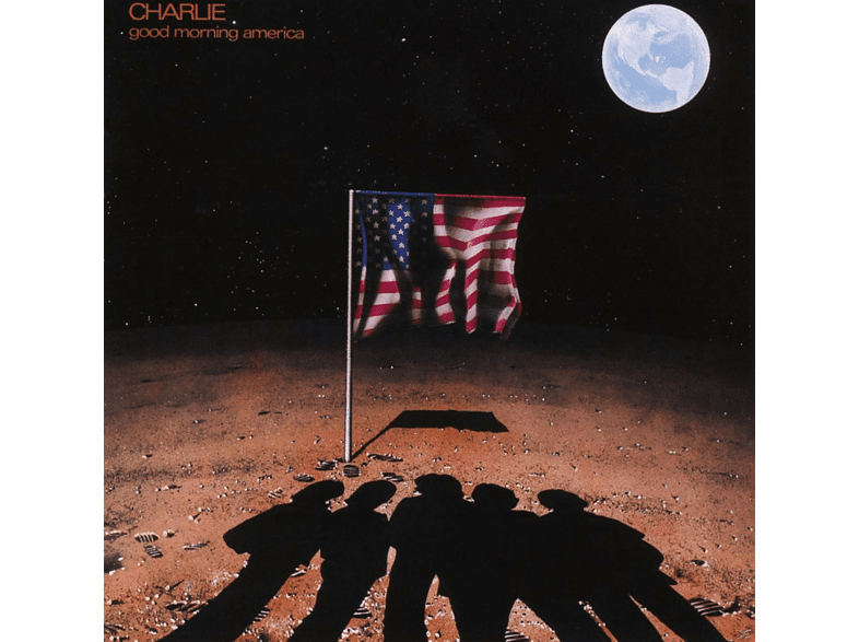 Charlie - Good Morning America (Lim.Collector's Edition)(Original Recording Remastered) [CD]