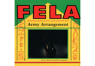 Fela Kuti - Army Arrangement (Remastered) - (CD)